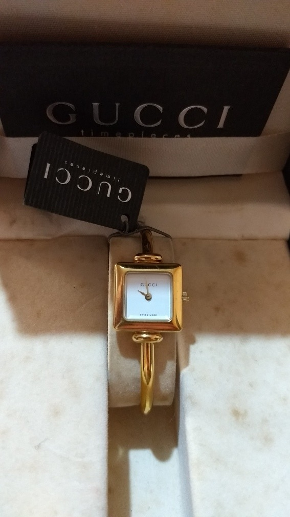 e501748288 Reloj Gucci Dama 1900 L A Revisar - $ 4.600,00 en Mercado Libre