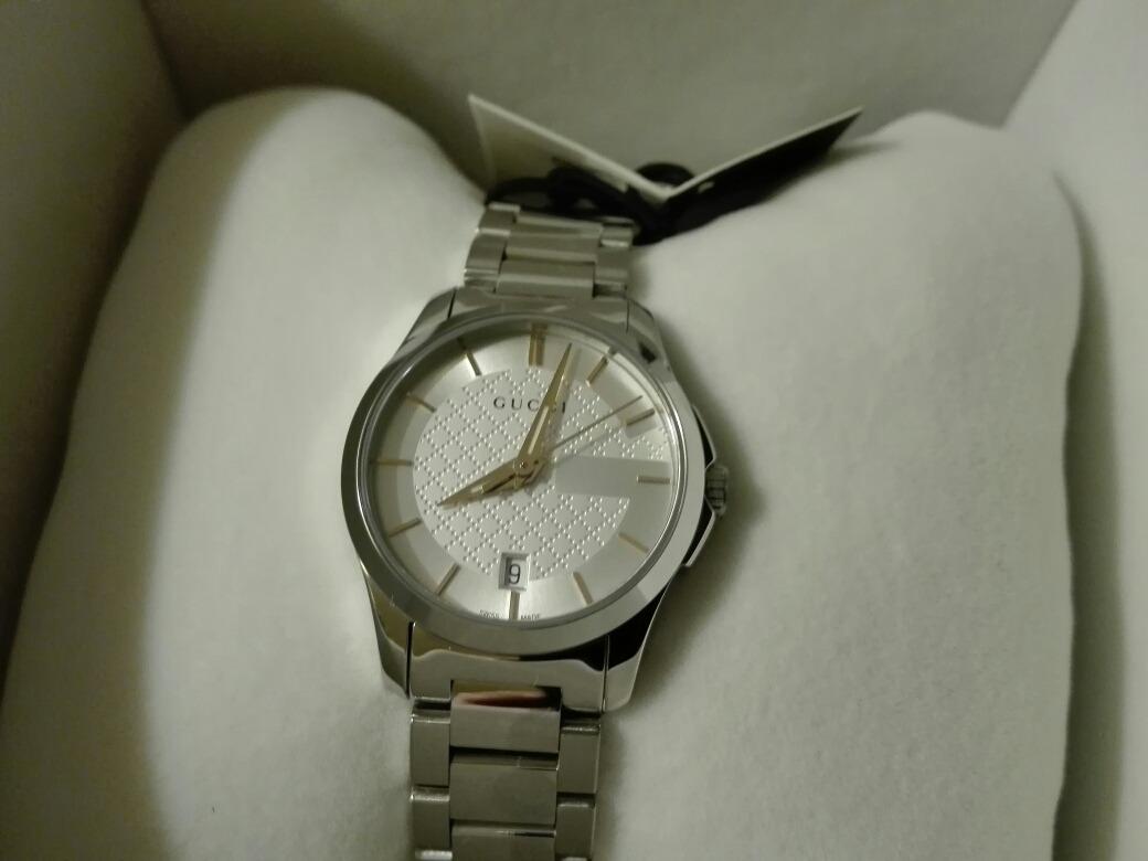 b18101c0e85 reloj gucci dama timeless ya126523. Cargando zoom.