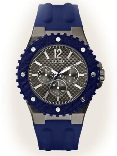 reloj gues0s  wg707 azul