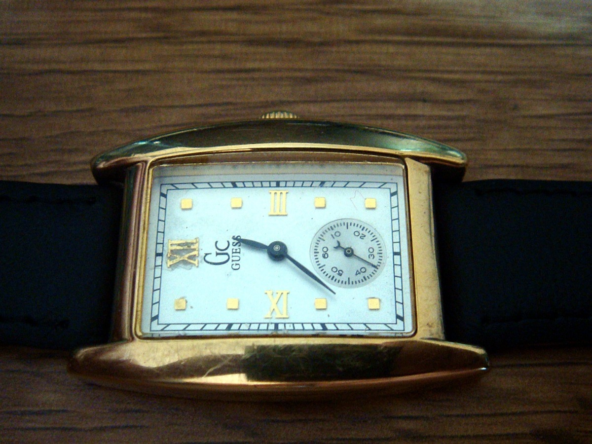 100Original899 00 Unisex Gc1000 Reloj Guess Collection vYfygb76