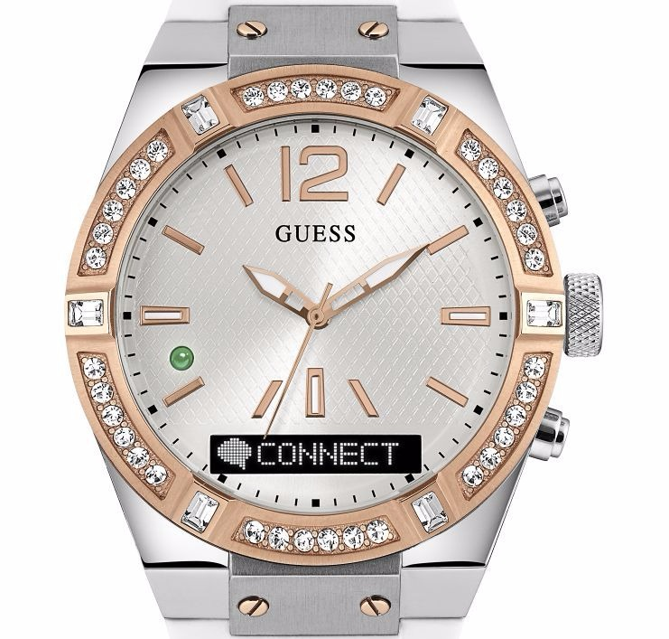 123ebbea3 Reloj Guess Connect Mujer C0002m2 Smartwatch Original Promo ...