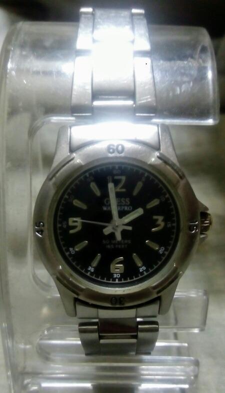 f8deea4dc418 Reloj Guess Dama Acero Original 1996 -   800
