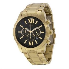 43d2529ae9e3 Reloj Guess Hombre Negro Metal - Relojes en Mercado Libre México