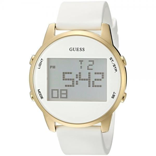 bastante agradable a2133 d548f Reloj Guess Para Mujer U0815l1 Dorado Multifunción Digital