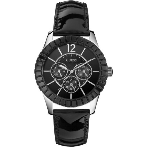 Reloj Negro Para Facet Mujer Guess W95134l2 Color odCxrWBe