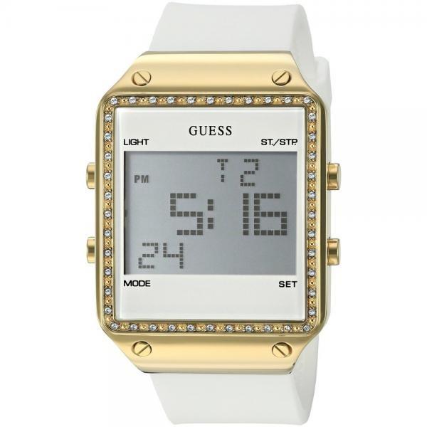 gran selección de 968ff eb4bd Reloj Guess Para Mujer U0700l1 Dorado Multifunción Digital