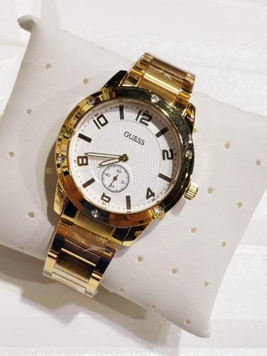 reloj guess mujer clasico elegante con caja y envio regalo