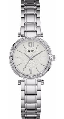 reloj guess mujer con piedras w0767l1