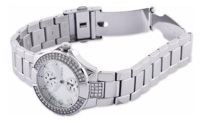 reloj guess mujer con piedras w12638l1