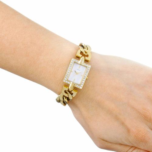 reloj guess mujer dorado acero tienda oficial  w0540l2