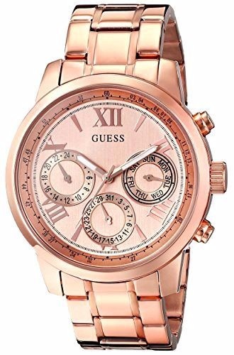 Reloj Guess Mujer U0330l2 Color Oro - Rosa - $ 599.900 en ... - photo #41