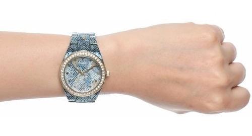 reloj guess mujer w0583l1