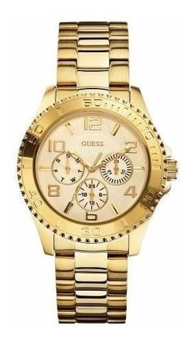 reloj guess multifunction w0231l2 mujer | original