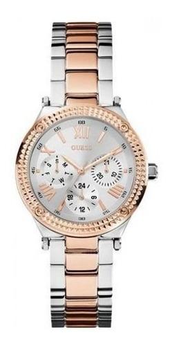reloj guess multifunction w0331l3 mujer | original