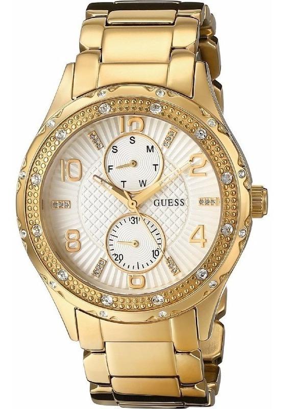 Multifunction W0442l2 MujerOriginal Reloj Guess T3JcKuFl1