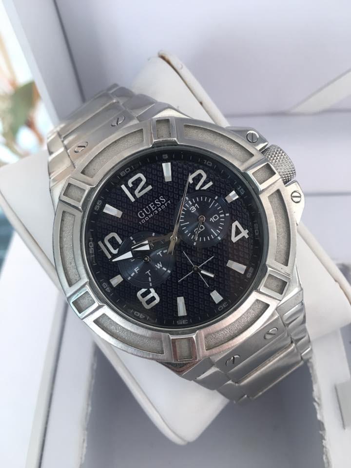 Reloj Guess Para Caballero Ref W0218g2 -   450.000 en Mercado Libre 7675cdff74ce