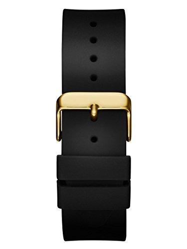 En Reloj Guess Hombre NegroDigital Para U0787g1 Silicona qjSUzpMVLG