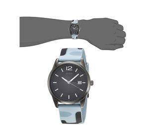Para W0991g6 Perry Hombre Nuevos Guess Original Reloj Camo trshQd
