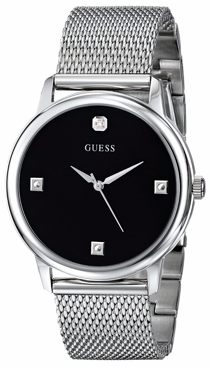 Reloj guess diamante genuino