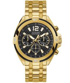 bddcae00957c Reloj Guess Negro Con Dorado - Relojes en Mercado Libre México