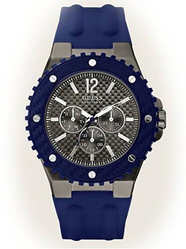 reloj guess u g1 azul