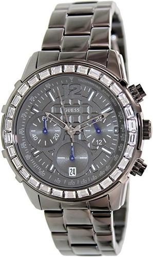 reloj guess u0016l3 gris