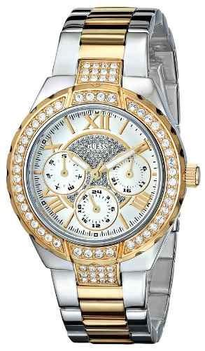 reloj guess u0111l5 plateado