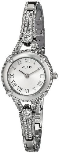 reloj guess u0135l1 plateado