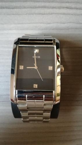 reloj guess u11036g1 lujo
