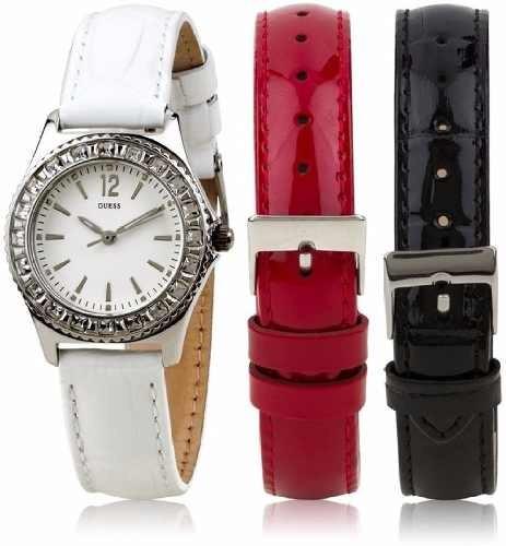 reloj guess w0092l1 mujer + mallas envio gratis t oficial
