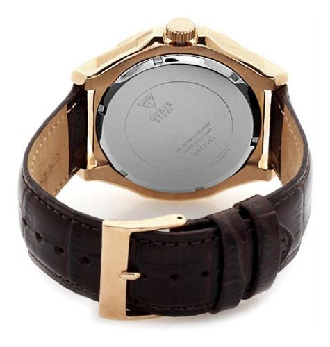 reloj guess w0520g1 multifuncion acero rose watch fan