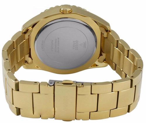reloj guess w0565l4 acero dorado original mujer