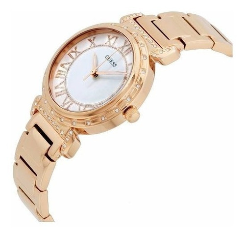 reloj guess w0831l2 mujer agente oficial
