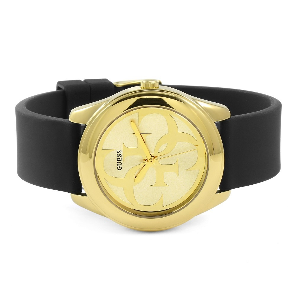 e5e32b2f40c0 reloj guess w0911l3 para dama dorado y negro. Cargando zoom.