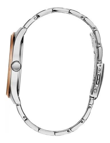 reloj guess w0995g3 multifunción 100% acero combinado watchfan locales palermo saavedra