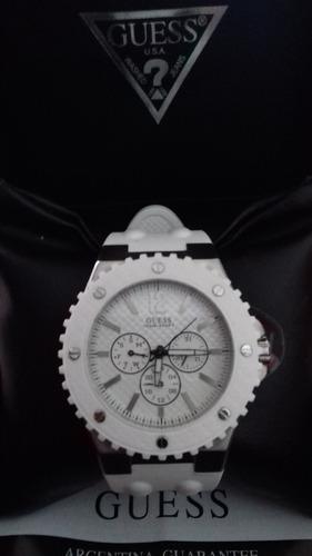 reloj guess w90084l1 - analógico de cuarzo