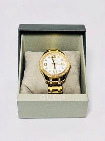 Pulsera Reloj Dorado Dama Mercado De En Guess Nvm0wOn8