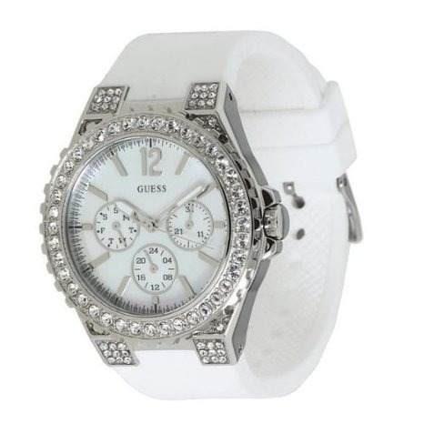 reloj guess wg27 blanco