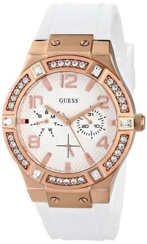 reloj guess wg428 blanco