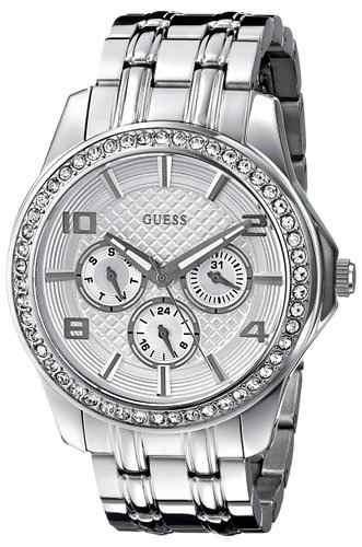 reloj guess wg578 plateado