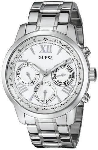 reloj guess wg754 plateado