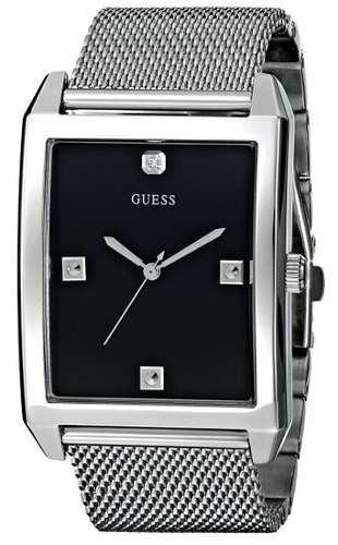 reloj guess wg756 plateado