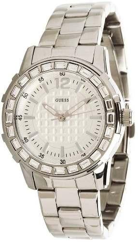 reloj guess wg895 plateado femenino