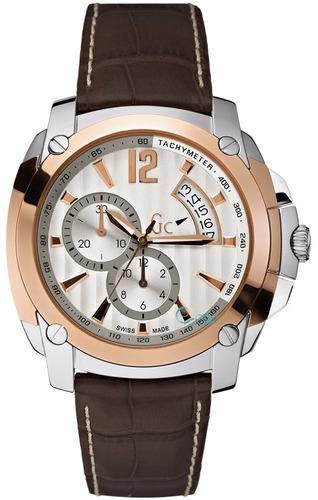 reloj guess x78005g1s collection hombre suizo envió gratis