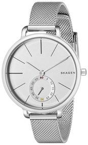 aac74720d3e7 Reloj Skagen Denmark Steel Nuevo - Relojes para Mujer en Mercado Libre  Colombia