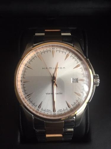 reloj hamilton automatico nuevo