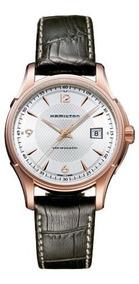 H32645555 Jazzmaster Reloj Tone Para Pink Hamilton vmNPny0wO8