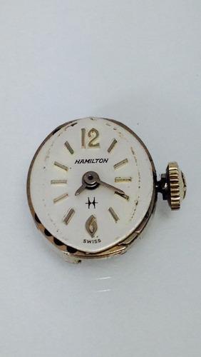 reloj hamilton (inv 628)