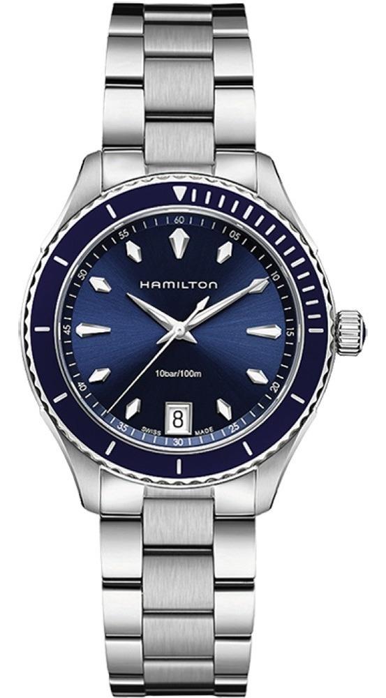 Reloj H37451141 Ghiberti Seaview Jazzmaster Hamilton zSpVqUM