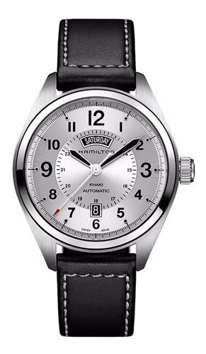 reloj hamilton khaki field day date h70505753 ghiberti